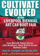 Art Car Boot Fair 2014